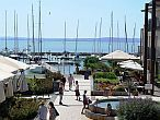 Yacht Harbour al Wellness Hotel Silverine Balatonfured